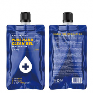 HAUTIAN Pure Hand Clean Gel / Антисептический и увлажняющий гель для рук