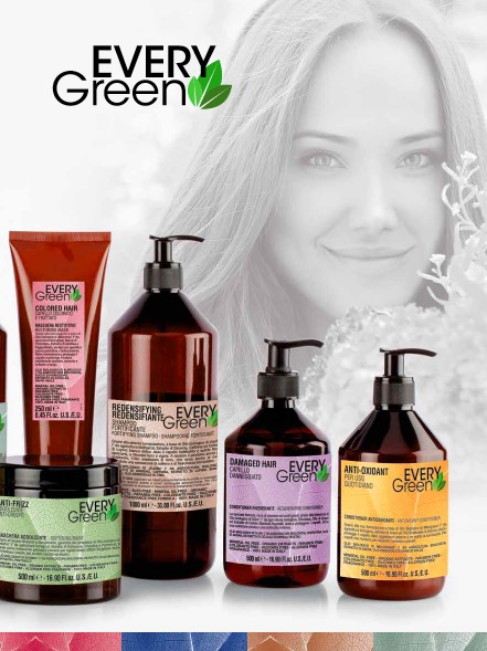 EveryGreen — натуральная косметика для волос!